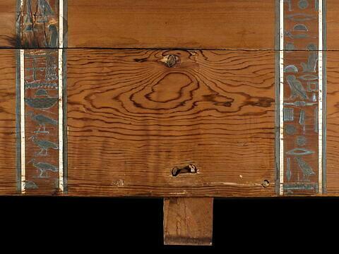 détail ; face, recto, avers, avant © 2011 Musée du Louvre / Georges Poncet