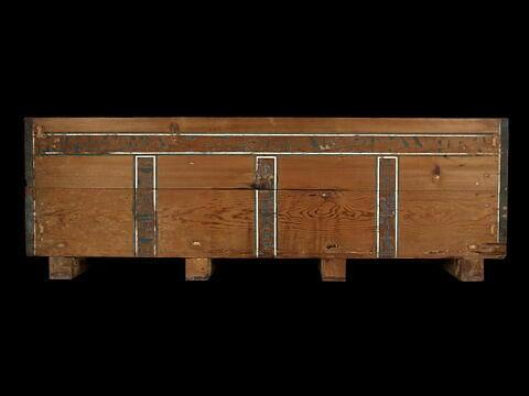 vue d'ensemble ; face B, face 2 © 2011 Musée du Louvre / Georges Poncet