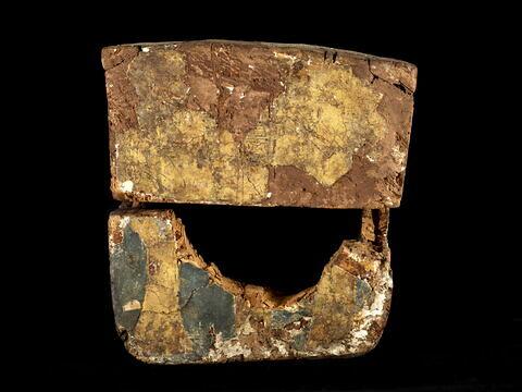 détail ; vue d'ensemble ; vue de dessous © 2011 Musée du Louvre / Georges Poncet