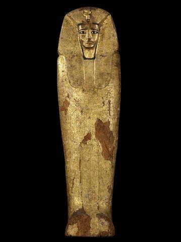 cercueil type rishi ; Cercueil de Sékhemrê-Oupmaât Antef-Âa