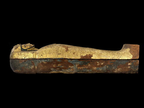 vue d'ensemble ; profil droit © 2011 Musée du Louvre / Georges Poncet