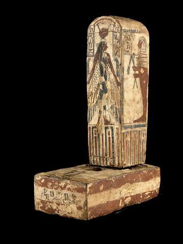 figurine ; statue ; élément momifié
