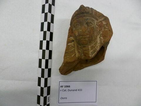 vue d'ensemble ; face, recto, avers, avant © 2015 Musée du Louvre / Antiquités égyptiennes