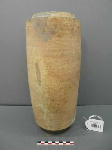 vase ; sarcophage d'animal