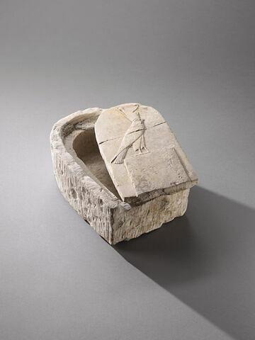 sarcophage d'animal ; sarcophage de faucon