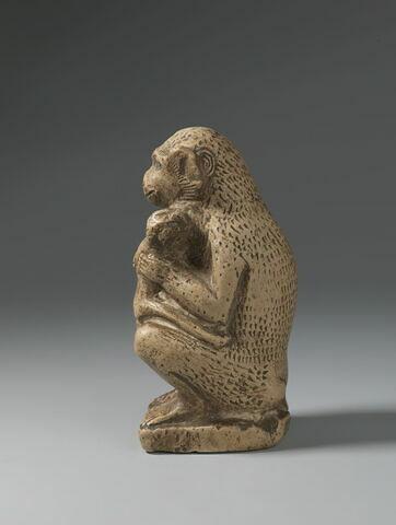 profil gauche © 2014 Musée du Louvre / Christian Décamps