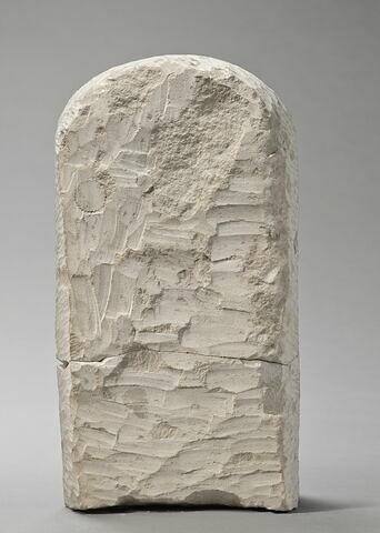 dos, verso, revers, arrière © 2013 Musée du Louvre / Raphaël Chipault
