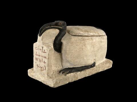 sarcophage d'ibis ; momie d'ibis