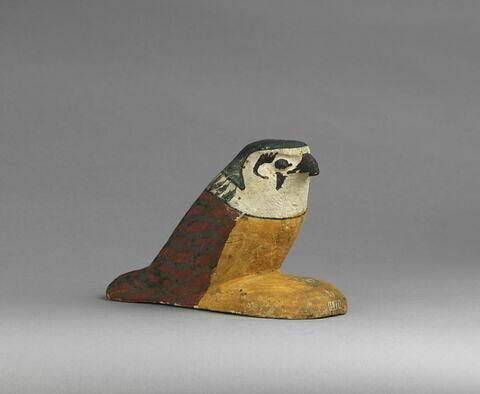 figurine d'oiseau akhem ; statue de Ptah-Sokar-Osiris  ; statue