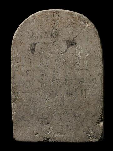 stèle cintrée