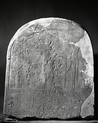 vue d'ensemble ; face A, face 1 © Musée du Louvre / Maurice et Pierre Chuzeville
