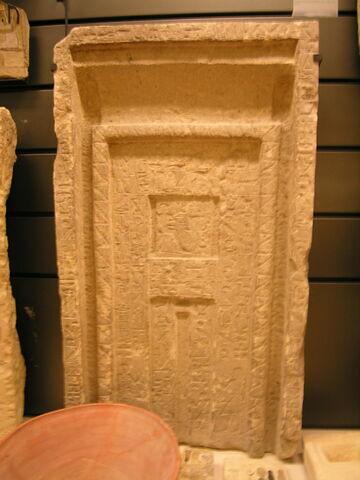 vue d'ensemble © 2015 Musée du Louvre / Antiquités égyptiennes