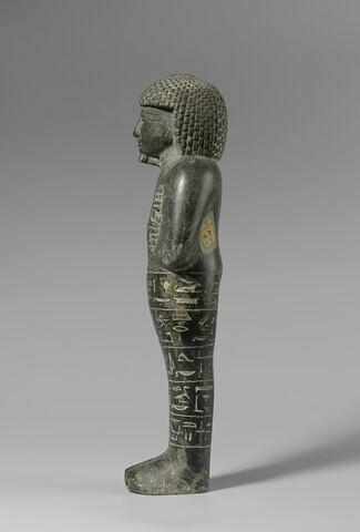 profil gauche © 2016 Musée du Louvre / Christian Décamps