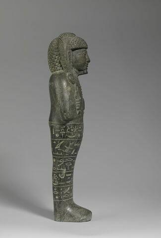 profil droit © 2016 Musée du Louvre / Christian Décamps