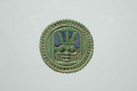 rondelle Bès oudjat ; amulette