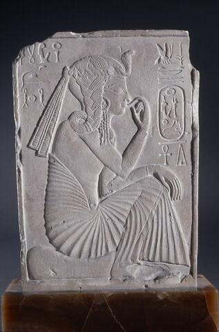 stèle rectangulaire ; stèle biface