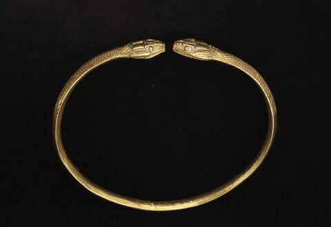 bracelet en anneau ouvert