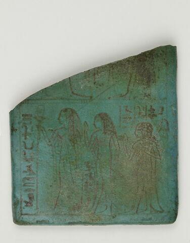 stèle à 2 registres