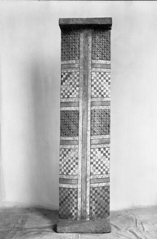 vue d'ensemble ; vue de dessus © Musée du Louvre / Maurice et Pierre Chuzeville