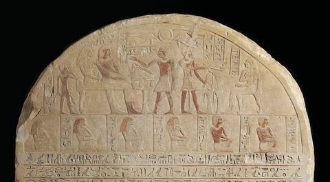 détail © 2012 Musée du Louvre / Christian Décamps