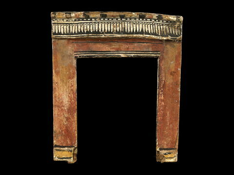 vue d'ensemble ; dos, verso, revers, arrière © 2012 Musée du Louvre / Georges Poncet