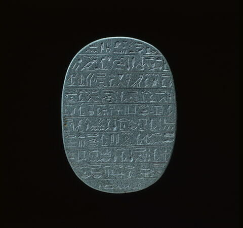 © 2003 Musée du Louvre / Georges Poncet
