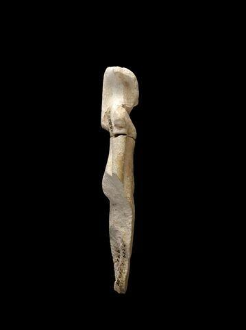 profil droit © 2013 Musée du Louvre / Georges Poncet