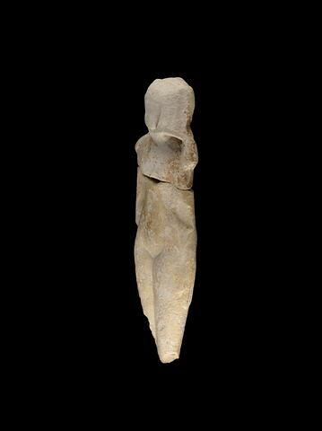 trois quarts gauche © 2013 Musée du Louvre / Georges Poncet