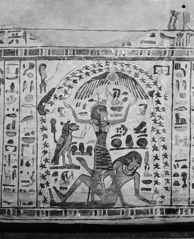 détail ; vue extérieure ; profil droit © 1980 Musée du Louvre / Maurice et Pierre Chuzeville
