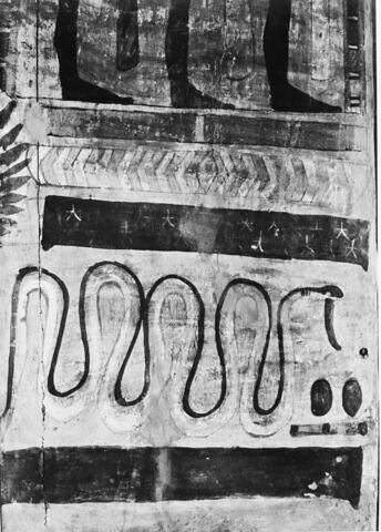 détail ; vue intérieure ; profil gauche © 1980 Musée du Louvre / Maurice et Pierre Chuzeville