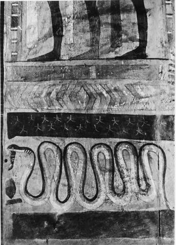 détail ; vue intérieure ; profil droit ; partie inférieure © 1980 Musée du Louvre / Maurice et Pierre Chuzeville