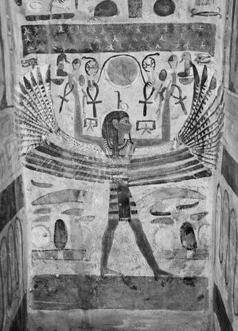 détail ; vue intérieure ; face, recto, avers, avant ; partie inférieure © 1980 Musée du Louvre / Maurice et Pierre Chuzeville