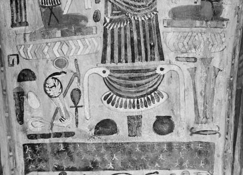 détail ; vue intérieure ; partie inférieure © 1980 Musée du Louvre / Maurice et Pierre Chuzeville