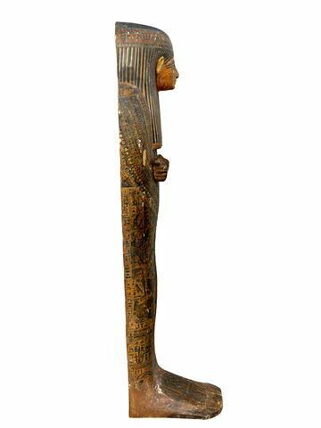 profil droit © 2014 Musée du Louvre / Georges Poncet