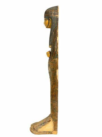 profil gauche © 2015 Musée du Louvre / Georges Poncet