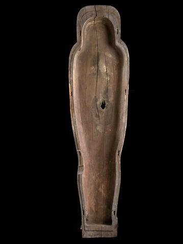 vue d'ensemble ; vue intérieure ; face, recto, avers, avant © 2011 Musée du Louvre / Georges Poncet