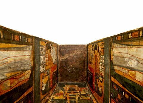 vue intérieure ; détail © 2015 Musée du Louvre / Georges Poncet