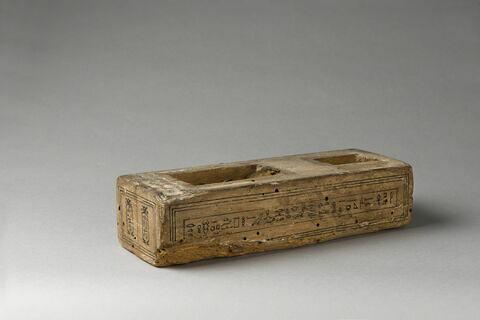 trois quarts ; vue plongeante © 2016 Musée du Louvre / Christian Décamps