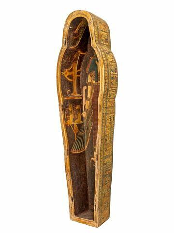 vue intérieure ; trois quarts droit © 2015 Musée du Louvre / Georges Poncet
