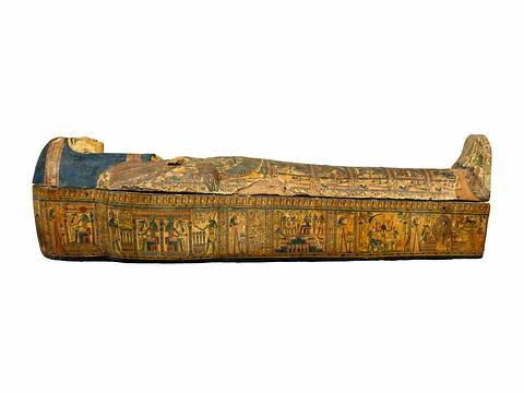 vue d'ensemble ; profil droit © 2015 Musée du Louvre / Georges Poncet