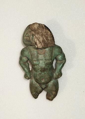 vue d'ensemble ; face, recto, avers, avant © 2021 Musée du Louvre / Antiquités égyptiennes