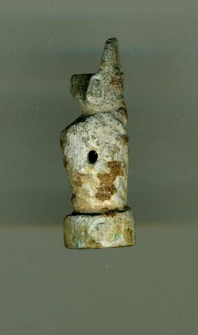 vue d'ensemble ; profil gauche © 2012 Musée du Louvre / Antiquités égyptiennes