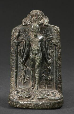stèle d'Horus ; pendentif