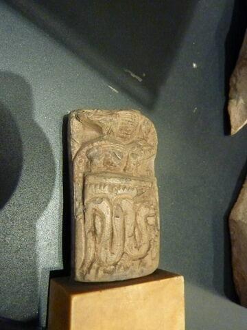 stèle d'Horus ; stèle miniature
