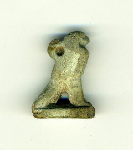 vue d'ensemble ; profil droit © 2012 Musée du Louvre / Antiquités égyptiennes