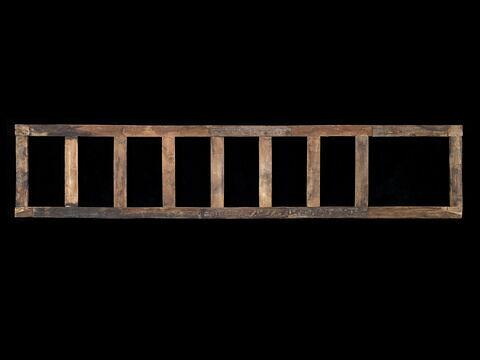 lit ; Lit funéraire de Djéhoutyhotep