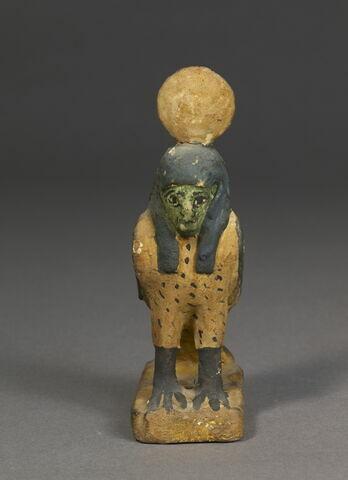 vue d'ensemble ; face, recto, avers, avant © 2009 Musée du Louvre / Christian Décamps