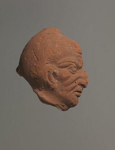 profil droit © 2012 Musée du Louvre / Christian Décamps
