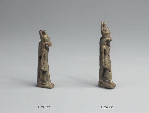 profil droit © 2017 Musée du Louvre / Christian Décamps