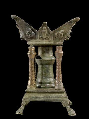 autel à cornes
